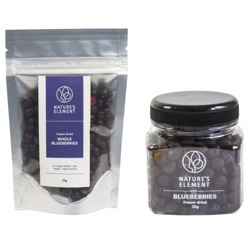 Whole Wild Blueberries (Freeze Dried)