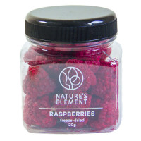 Freeze Dried Raspberries Box