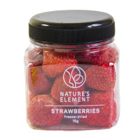 Freeze Dried Strawberries Box