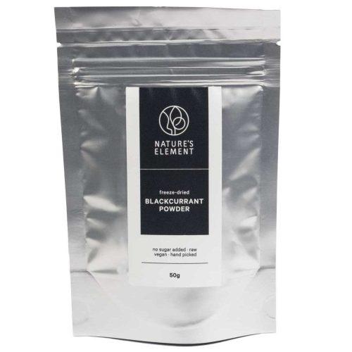 Freeze Dried Blackcurrant Powder
