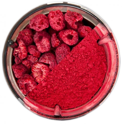 Blended Freeze Dried Raspberry Powder