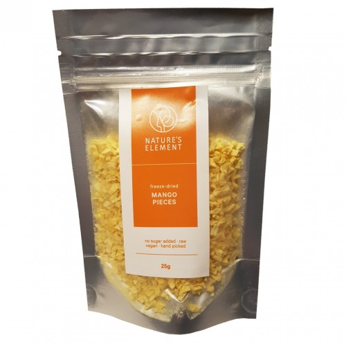 Freeze Dried Mango Pieces
